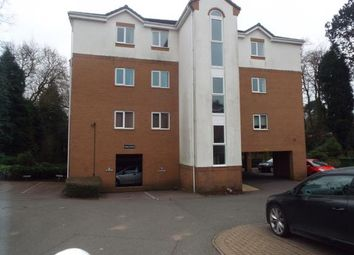 Thumbnail 2 bed flat for sale in Woodland Court, Hednesford, Cannock, Staffordshire