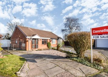 Thumbnail 2 bedroom semi-detached bungalow for sale in Maple Tree Walk, Littlethorpe, Leicester