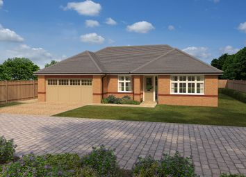 Thumbnail 2 bed bungalow for sale in Meadow Brook, Park Avenue, Nr Chester, Cheshire