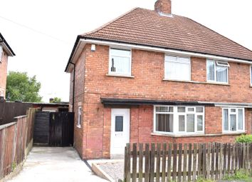 Thumbnail 3 bed semi-detached house for sale in Darley Square, Ilkeston, Derbyshire