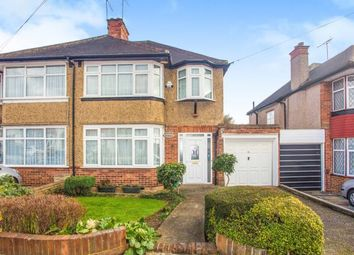Thumbnail 4 bedroom semi-detached house for sale in Waltham Avenue, London, Kingsbury, London