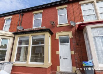 Thumbnail 4 bed terraced house to rent in Warley Road, Blackpool