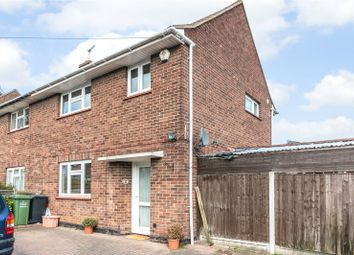 Thumbnail 3 bed semi-detached house for sale in Goldings Crescent, Basildon, Essex