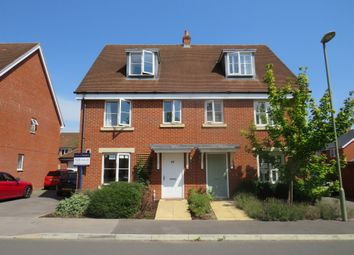 Thumbnail Semi-detached house for sale in Cutforth Way, Romsey