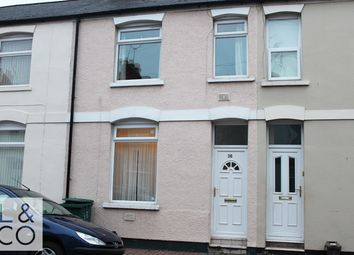 Thumbnail 2 bed terraced house to rent in Agincourt Street, Newport