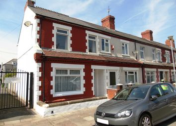 Thumbnail 3 bedroom terraced house for sale in Nesta Road, Victoria Park, Cardiff