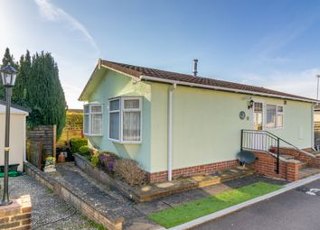Thumbnail 2 bed mobile/park home to rent in Valdean Park, The Dean, Alresford