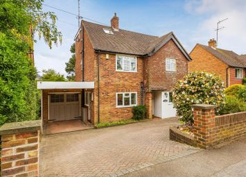 Thumbnail 5 bed property for sale in Chaucer Avenue, Weybridge
