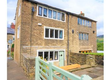 Thumbnail 3 bed semi-detached house for sale in Wakefield Road, Heyrod