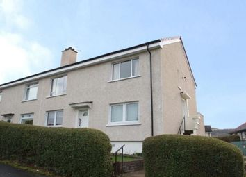 Thumbnail 2 bed flat for sale in Harelaw Crescent, Paisley, Renfrewshire