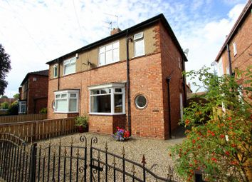 Thumbnail 2 bedroom semi-detached house to rent in Westgate Crescent, Darlington