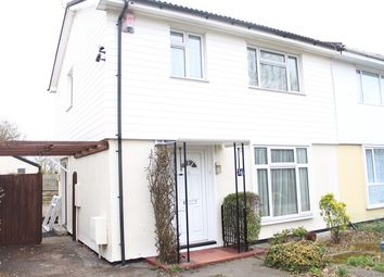 Thumbnail 3 bed semi-detached house for sale in Boniface Walk, Harrow