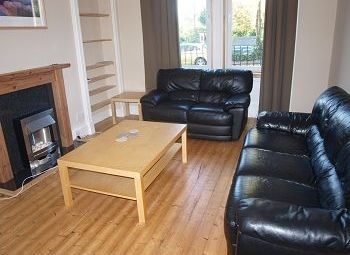 Thumbnail 2 bed flat to rent in Dundee Terrace, Edinburgh Available 26th June