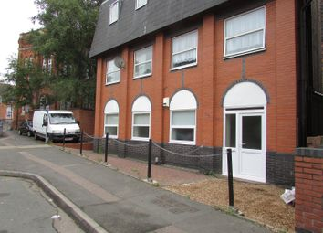 Thumbnail 2 bed flat to rent in Mill Lane, Tamworth, Staffordshire