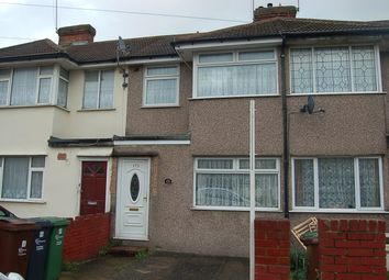 Thumbnail 3 bed terraced house to rent in Beam Ave, Dagenham
