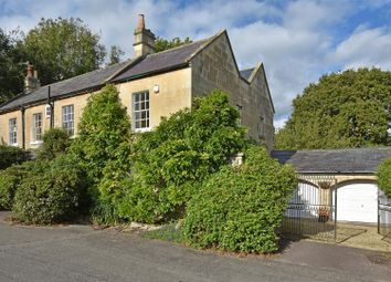 Thumbnail 5 bed detached house for sale in Holcombe Lane, Bathampton, Bath