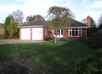 Thumbnail 3 bed detached bungalow for sale in Judith Avenue, Knodishall, Saxmundham