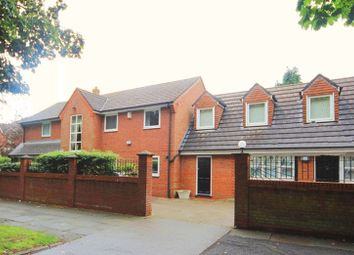Thumbnail 4 bed detached house for sale in Aigburth Hall Avenue, Aigburth, Liverpool