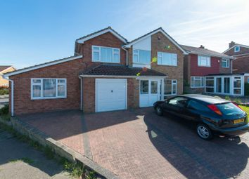 Thumbnail 5 bed detached house for sale in Meadow Walk, Seasalter, Whitstable