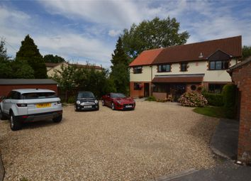 Thumbnail 5 bedroom detached house for sale in Charfield Road, Kingswood, Wotton-Under-Edge, Gloucestershire