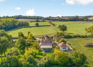 Broughton, Stockbridge, Hampshire SO20. 4 bed detached house for sale