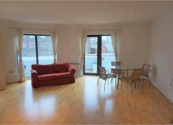 Thumbnail 1 bedroom flat to rent in Caroline Street, Cardiff