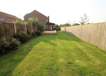Thumbnail 4 bedroom detached house for sale in The Shrubberies, Selby