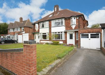 Thumbnail 4 bed semi-detached house for sale in Colebourne Road, Moseley, Birmingham