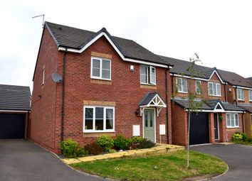 Thumbnail 4 bed detached house for sale in Hatteras Row, Nuneaton, Warwickshire