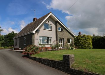 Thumbnail 4 bed detached house for sale in Monmouth Road, Raglan, Usk