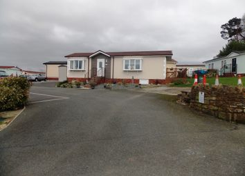 Thumbnail 2 bed property for sale in The Old Vicarage Residential Park, Holywell, Flintshire