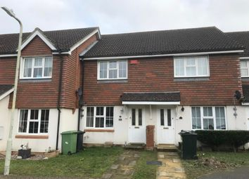 Thumbnail 2 bed terraced house for sale in 26 Bishopswood, Kingsnorth, Ashford, Kent