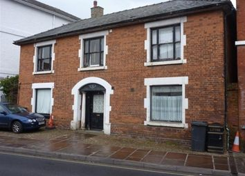 Thumbnail 1 bedroom flat to rent in Mill Street, Mildenhall, Bury St. Edmunds