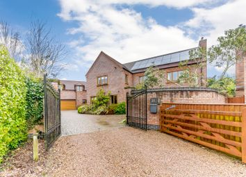 Thumbnail 7 bed detached house for sale in Birch House, Fromes Hill, Ledbury