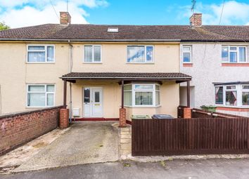 Thumbnail 4 bed terraced house for sale in Wordsworth Road, Loughborough