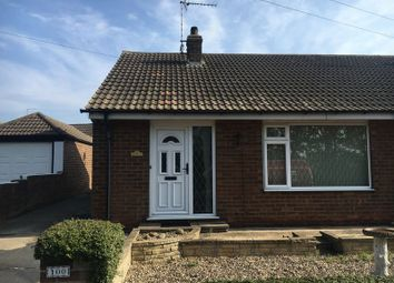 Thumbnail 2 bed flat to rent in Scarborough Road, Bridlington