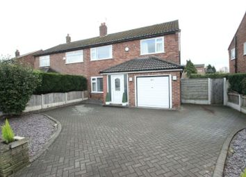 Thumbnail 3 bed semi-detached house for sale in Wythenshawe Road, Wythenshawe, Manchester