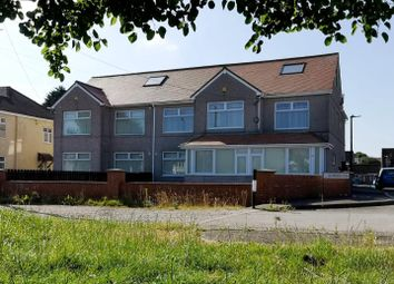 Thumbnail 5 bed property to rent in Port Road East, Barry