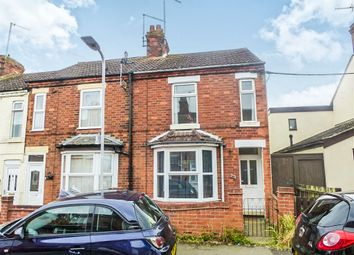 Thumbnail 2 bed end terrace house for sale in Newtown Road, Little Irchester, Wellingborough