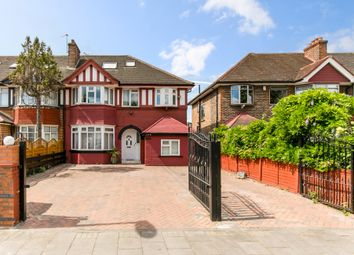 Thumbnail 5 bed semi-detached house for sale in Western Avenue, Acton, London