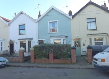 Thumbnail 3 bed terraced house for sale in Springfield Road, Pill, Bristol