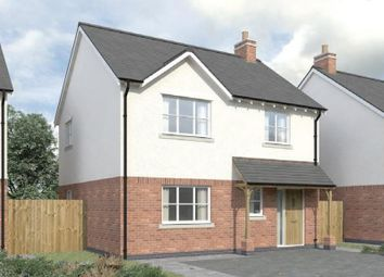 Thumbnail 3 bedroom detached house for sale in The Coppice, Wyson Lane, Brimfield, Ludlow