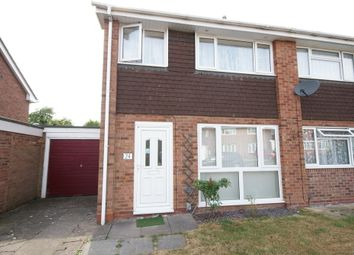 Thumbnail 3 bed semi-detached house to rent in Cowper Close, Woodloes, Warwick