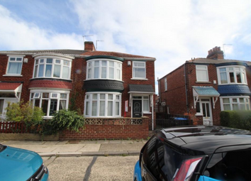 Thumbnail 3 bed semi-detached house to rent in Toronto Crescent, Middlesbrough