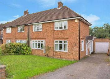 Thumbnail 3 bed semi-detached house for sale in Westfields, St. Albans