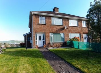 Thumbnail 3 bed semi-detached house for sale in Wanstead Road, Dundonald, Belfast