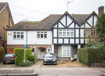 Thumbnail 3 bed maisonette for sale in East End Road, East Finchley, London