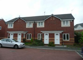 2 bed terraced house to rent in Velour Close, Salford M3