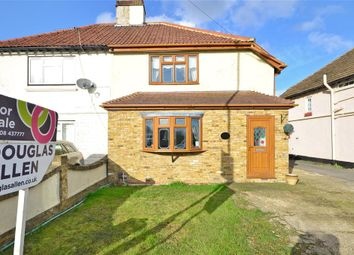 Thumbnail 3 bed semi-detached house for sale in Shepherds Hill, Romford, Essex