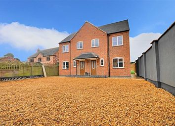 Thumbnail 3 bed semi-detached house for sale in Old Road North, Kempsey, Worcester